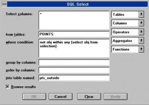"SQL Select: ""Super-Select"""