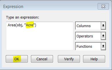 Thay đổi đơn vị đo trong MapInfo Pro