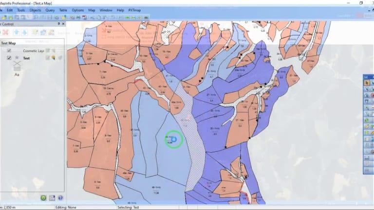 Tải ảnh vệ tinh về Mapinfo (Bản PRO – 2020)