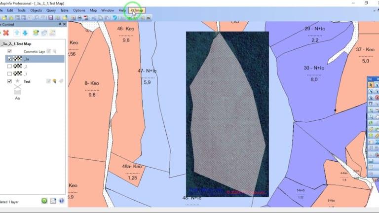Tải ảnh vệ tinh về Mapinfo (Bản PRO – 2020) – Phần 2